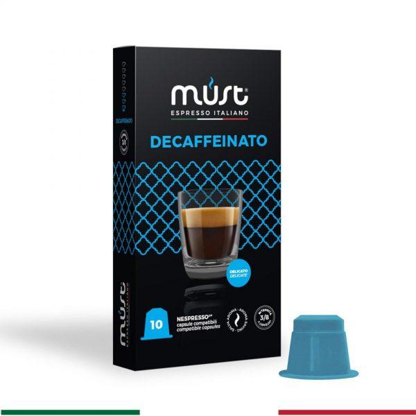 Decaffeinato – Nespresso