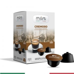 Cremoso – Dolce Gusto