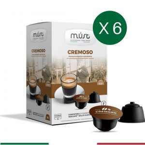 6'lı Cremoso Dolce Gusto