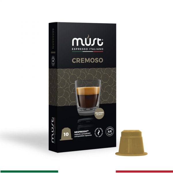 Cremoso – Nespresso
