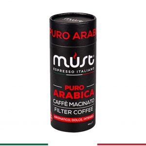 Puro Arabica - 500 gr Filtre Kahve