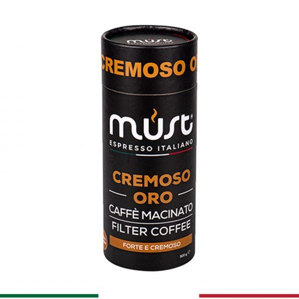Cremoso Oro - 500 gr Filtre Kahve
