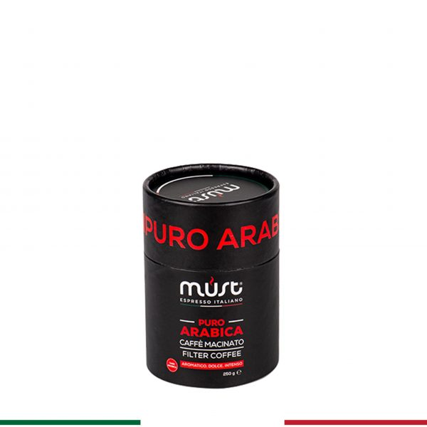 Puro Arabica - 250 gr Filtre Kahve