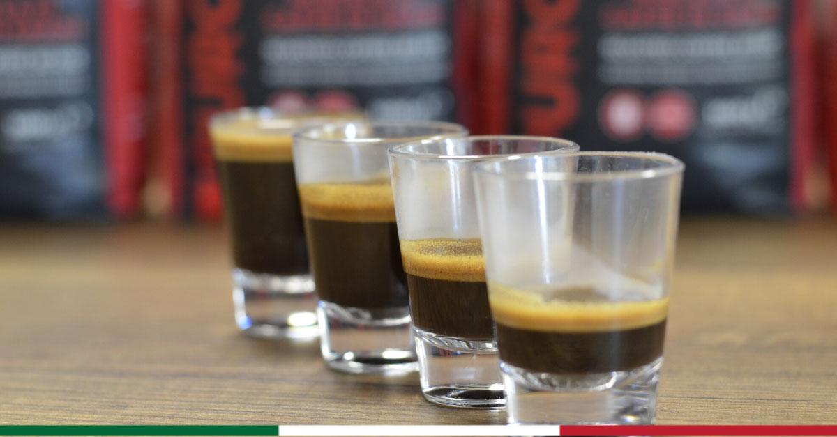 Espresso Bazlı Küçük İçecekler